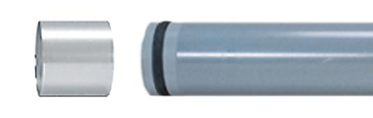 ゴム輪形SUSカラー用直管