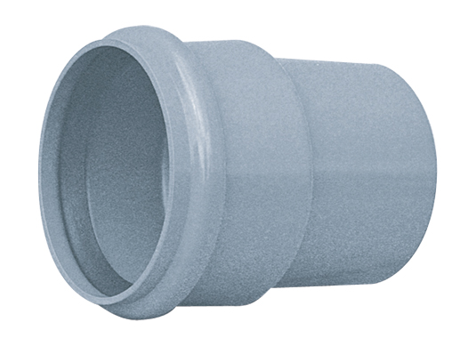 ゴム輪受口短管