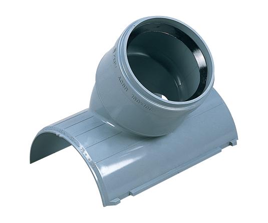 塩化ビニル管用コンパクト支管