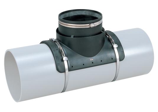 塩化ビニル管用ゴム製可とう支管
