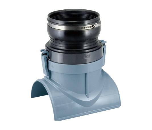 塩化ビニル管用ワンタッチ取付け支管(可とう受口タイプ)