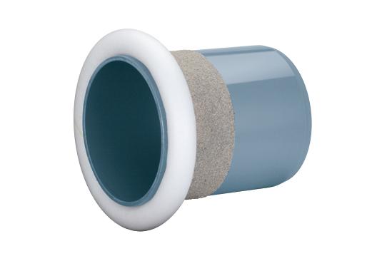 陶管受口用芯出し短管