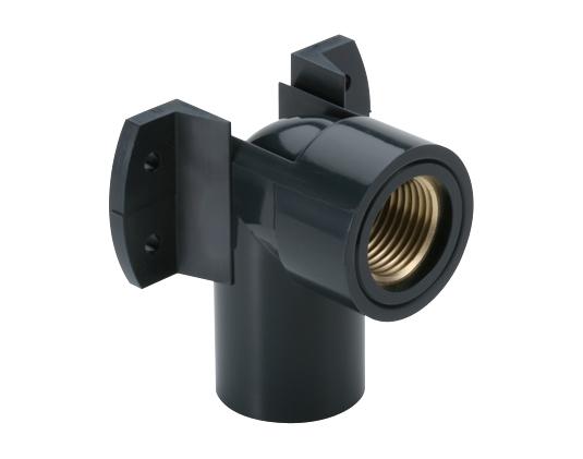 座付給水栓用エルボ[背座](A形)