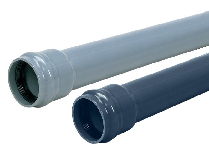 水道用ゴム輪形硬質塩化ビニル管