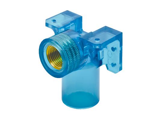 座付給水栓用エルボ(A形)