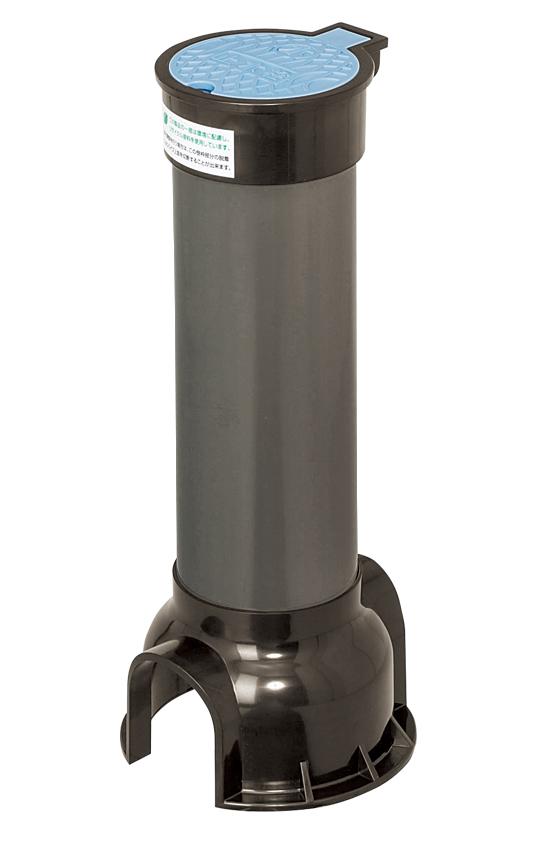 MSS止水栓ボックス(固定型、サイズ100) R-PET製ふた