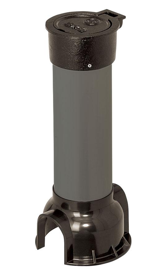 MSS止水栓ボックス(固定型、サイズ100) FCD製ふた