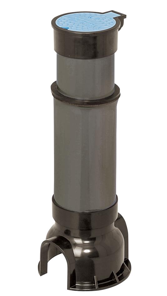 MNS止水栓ボックス(スライド型、サイズ100) R-PET製ふた