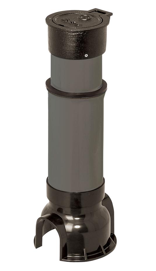 MNS止水栓ボックス(スライド型、サイズ100) FCD製ふた