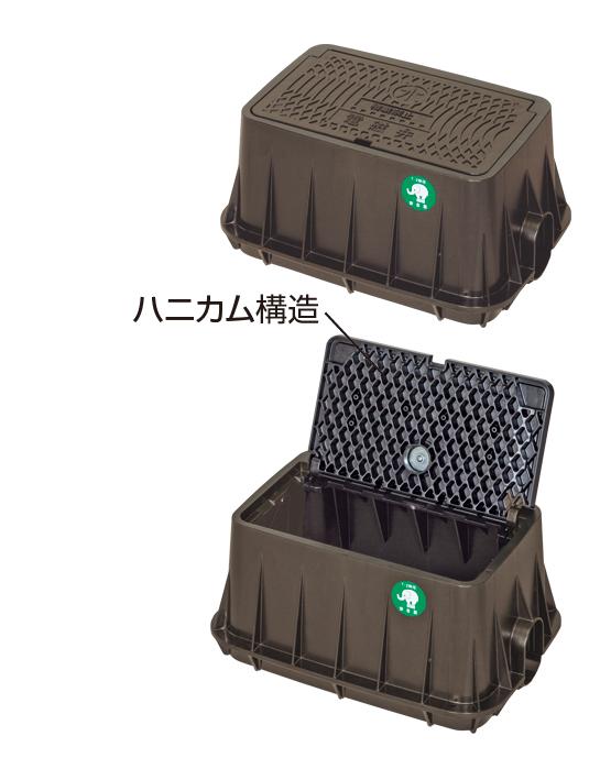 MCグリーン 電磁弁ボックス